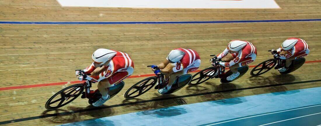 Banecykling hold fra Danmark
