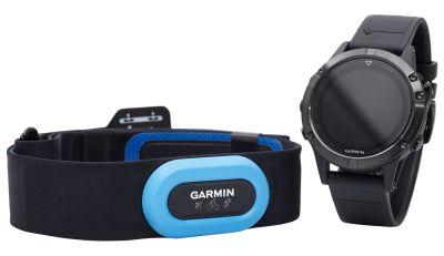 Garmin fenix 5 Performer Bundle / Premium HRM-Tri