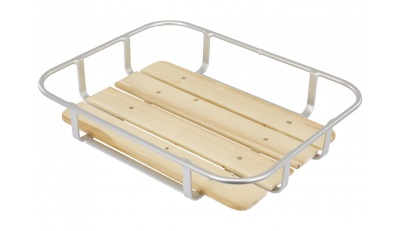 Red Cycling Products Front Tray